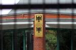 Schild Bundesamt für Verdassungsschutz