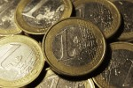 Ein Euro Stücke