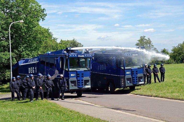 #TEAMGEIST: Projektwoche der Bundespolizei Bad Bergzabern