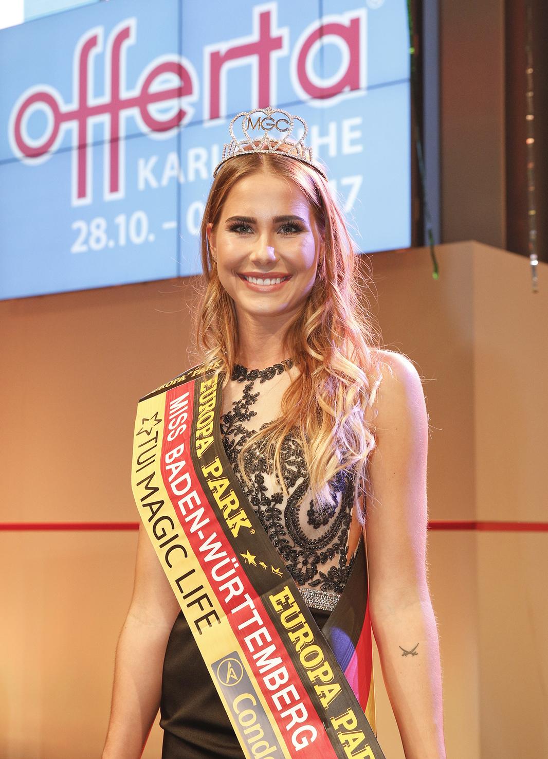 """Anahita Rehbein ist """"Miss Germany 2018"""" - Pfalz-Express"""