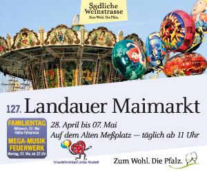 Maimarkt Landau 2018
