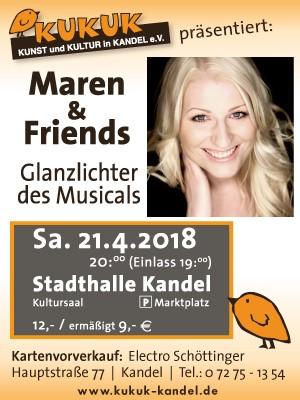 Maren und Friends