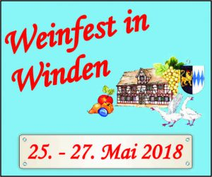 Weinfest Winden