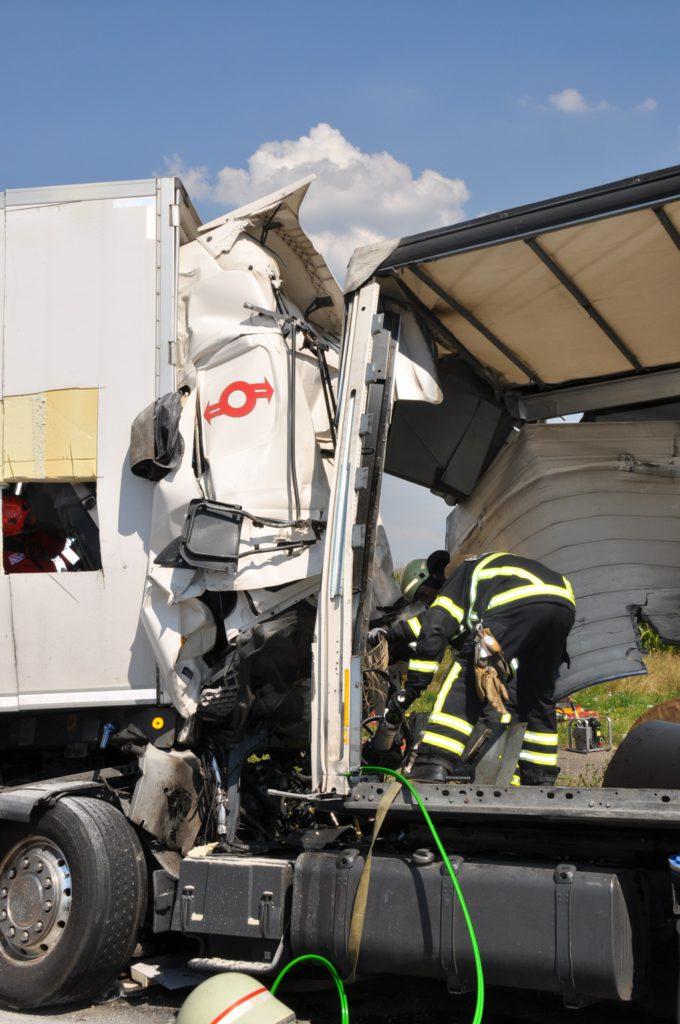 Unfall A65 Heute