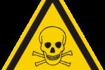Totenkopf - Symbol für Giftstsoffe