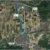 Bildausschnitt von Google maps für die Strecke L540 von Bellheim nach Rülzheim