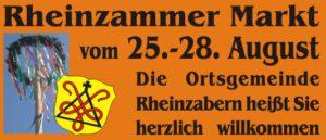 Kerwe Rheinzabern 2018