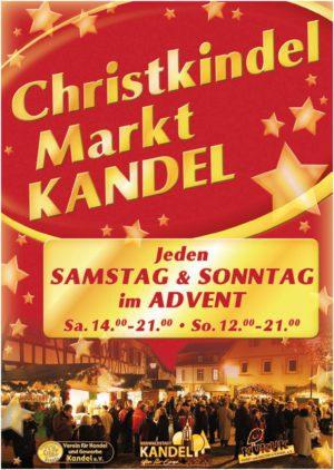 Christkindelmarkt Kandel 2018