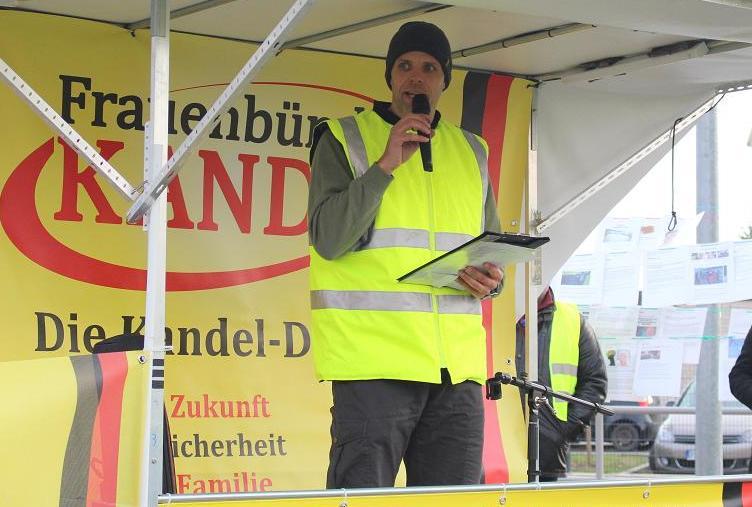 Marco Kurz Kandel