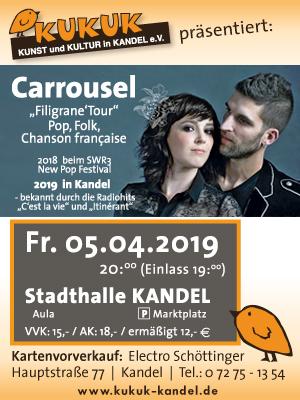 KuKuK Kandel - Carrousel