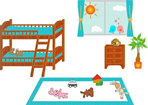 9ab819b9eee370 Platzsparend und praktisch – Hochbetten fürs Kinderzimmer - Pfalz ...