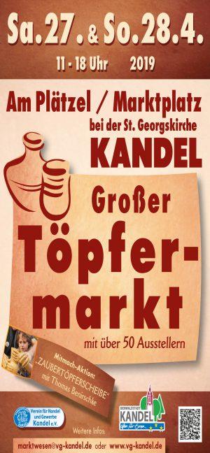 Töpfermarkt Kandel