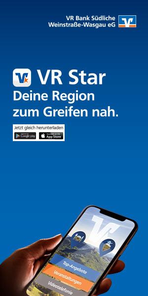 VR Bank Südliche Weinstraße-Wasgau eG - VR Star App