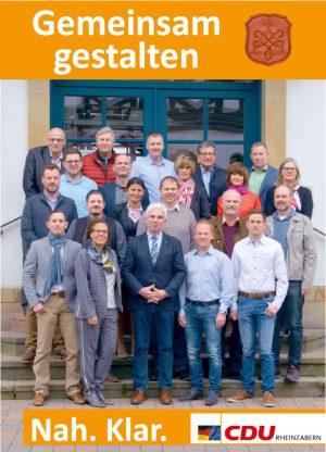 Rheinzabern - Bürgermeister Gerhard Beil