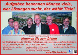 Günther Tielebörger Kandel SPD