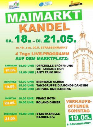 Maimarkt Kandel 2019