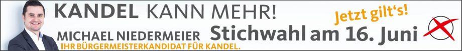 Michael Niedermeier CDU Kandel