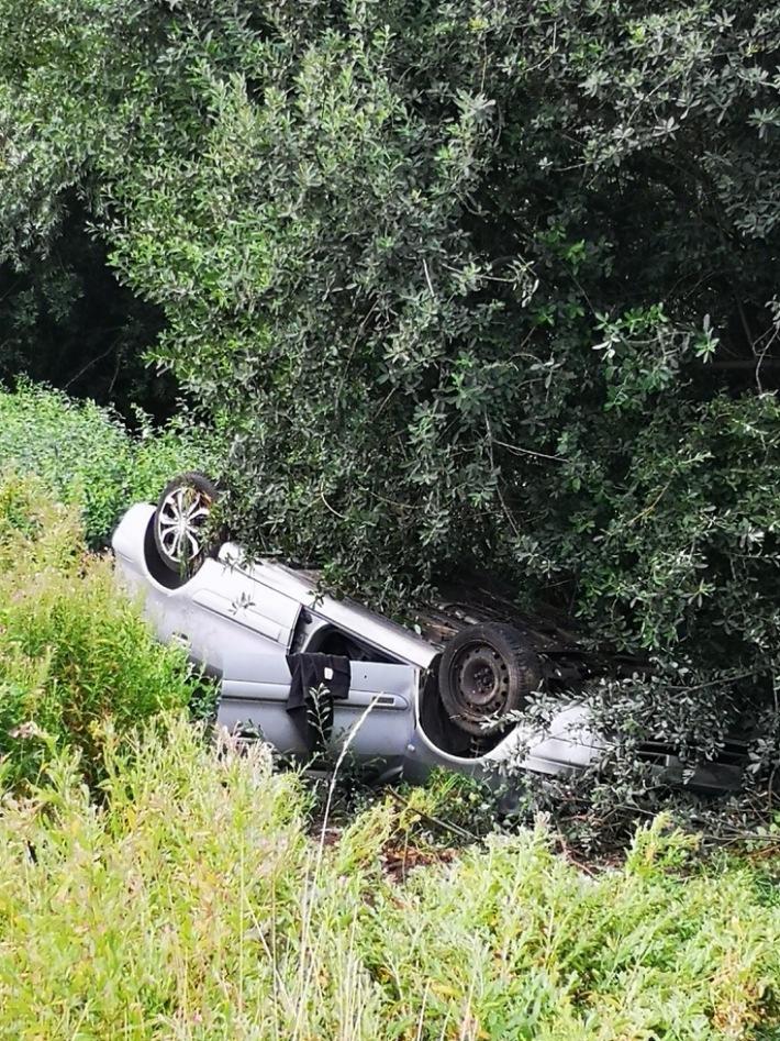 A65 Unfall