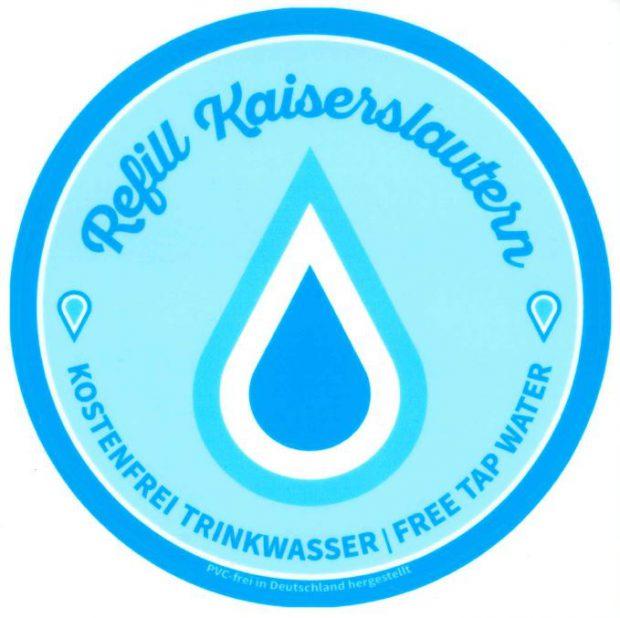 Beispiel Kaiserslautern Refill Kostenlos Wasser Trinken
