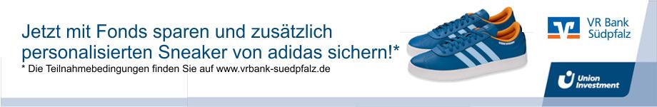 VR Bank Südpfalz - Fonds sparen