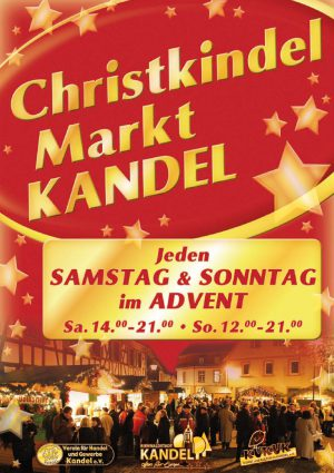 Christkindelmarkt Kandel 2019