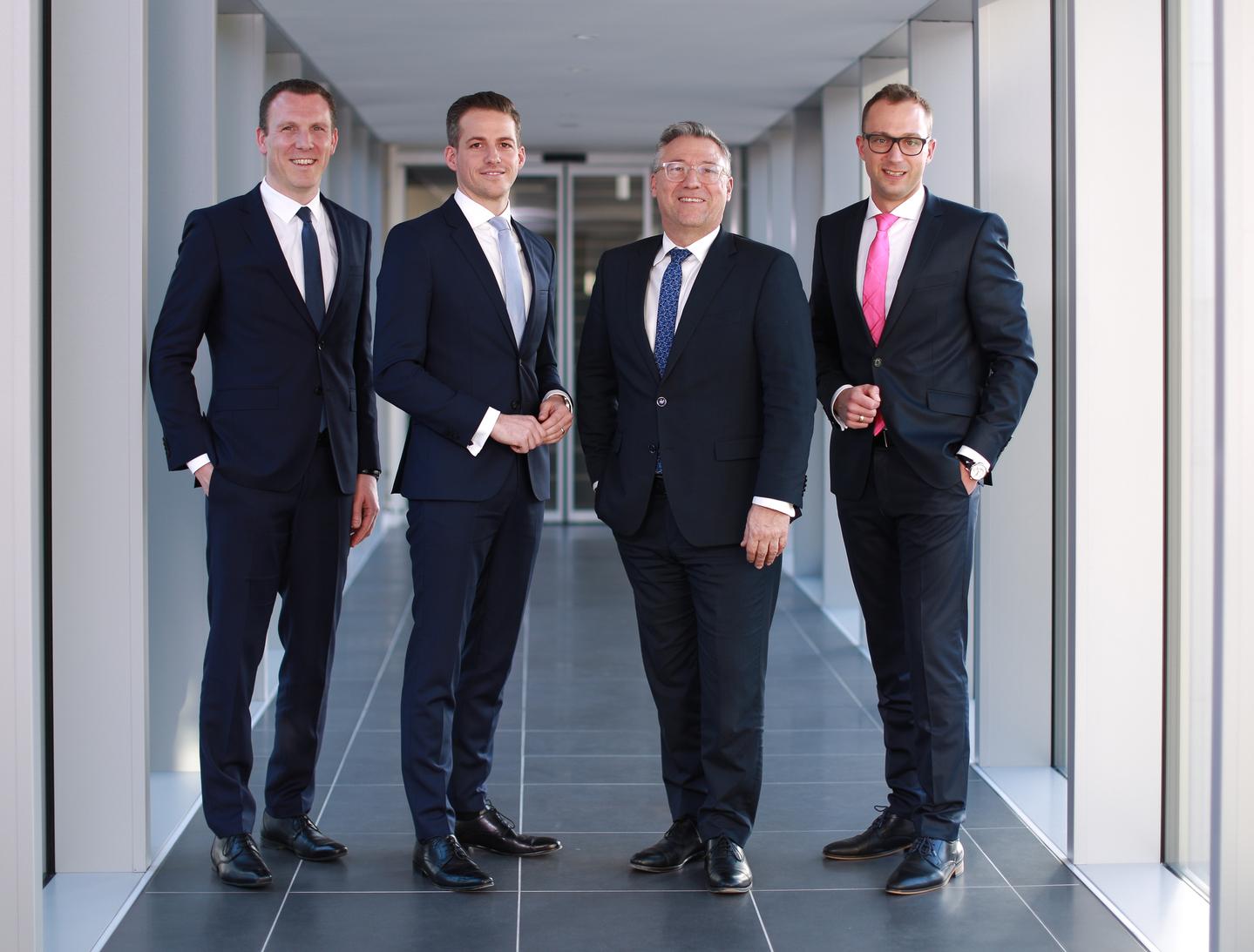 Vier Fuhrungskrafte Der Vr Bank Sudpfalz Zu Prokuristen Ernannt Pfalz Express