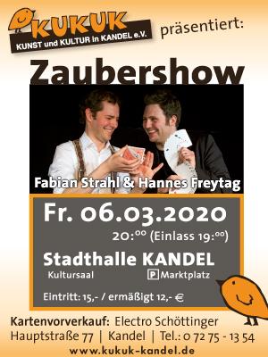 Zaubershow - KuKuK Kandel