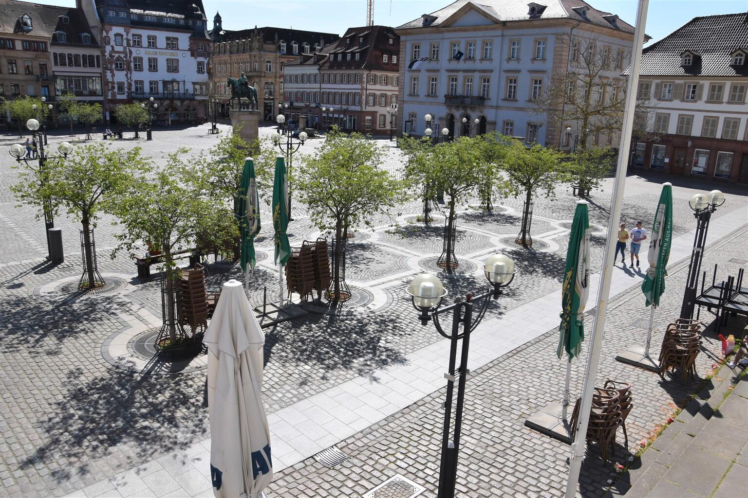 Corona In Landau Pfalz