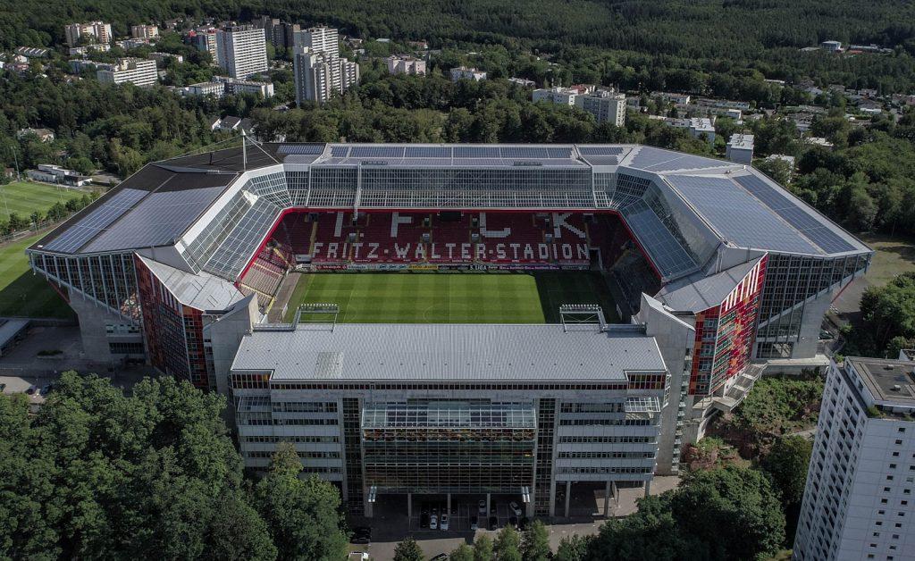 Kaiserslautern Gegen Nürnberg