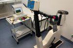 Fahrradergometer für Belastungs-EKG