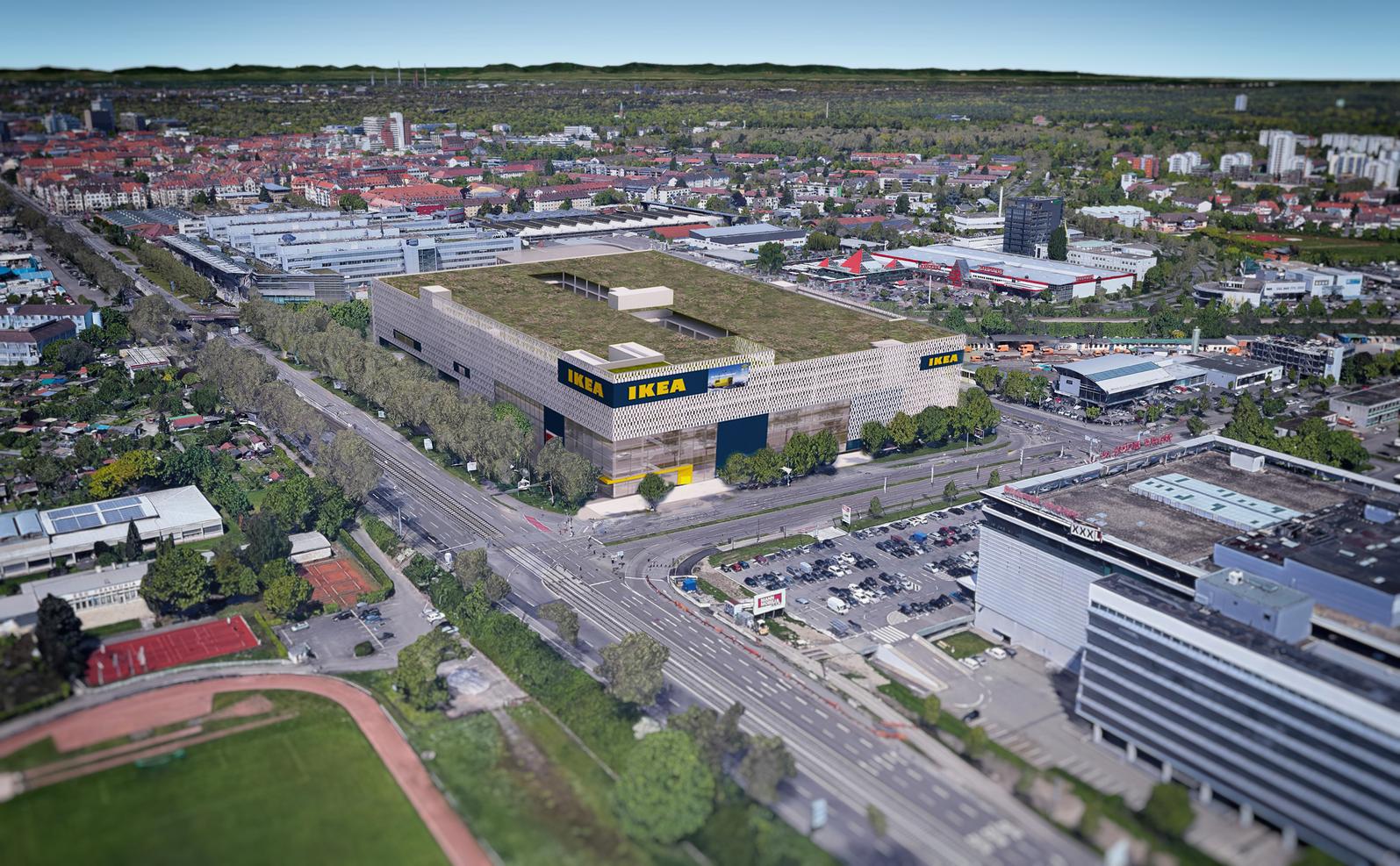 Wann Eröffnet Ikea Karlsruhe