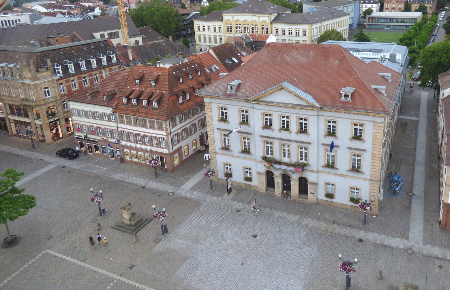 Corona Landau Pfalz