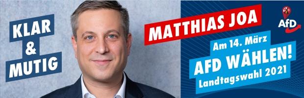Matthias Joa - AfD