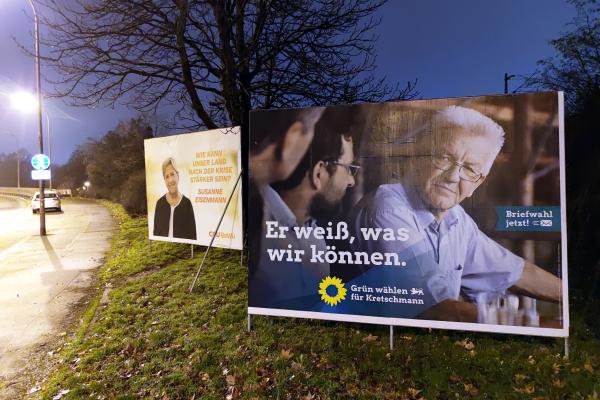 Ehefrau An Brustkrebs Erkrankt Kretschmann Nimmt Nicht An Wahlkampf Teil Pfalz Express