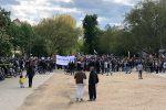 Anti-Israel-Demo in Berlin am 15.05.2021