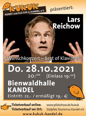 KuKuK Kandel - Lars Reichow - Wunschkonzert
