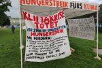 Hungerstreik-Camp in Berlin